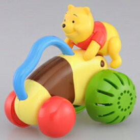 【タカラトミー】くまのプーさんおててでブーブー/ベビープリスクールシリーズ/知育玩具/6ヶ月〜のおもちゃ/あやし/出産祝/お誕生祝  02P03Dec16