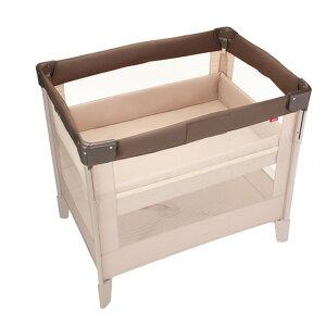 【アップリカ】 ココネル エアー ココア BR ベビーベッド ミニベッド 赤ちゃんのベッド プレイヤード Aprica