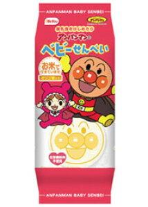 【ケース販売】【栗山米菓】アンパンマンベビーせんべい (2枚×7袋)×12袋 ベビーせんべい/米菓子/赤ちゃんのおやつ  02P03Dec16