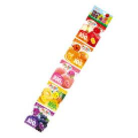 【ケース販売】【春日井製菓】5連グミ100  (23g×5P)×15袋 グミキャンディ/小分け袋菓子/駄菓子/フルーツグミ  02P03Dec16