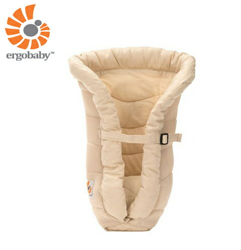 【エルゴ】ergobaby インファント インサート ナチュラル エルゴベビー 抱っこ紐 新生児 抱っこひも おんぶ紐/ベビーキャリア/腰ベルトタイプ/子守帯/抱っこひも/ベビーキャリア/赤ちゃん抱っこ 【ergo】  02P03Dec16