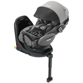 【アップリカ/Aprica】フラディア グロウ ISOFIX 360° セーフティー プレミアム グレームーン GR 2018年/Fladea チャイルドシート/ベッド型/新生児用/乳児用