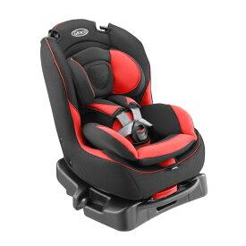 【グレコ】G-FLOW (ジーフロウ)レッド 67194 新生児から使えるチャイルドシート 4歳頃まで 軽量コンパクト カーシート GRACO