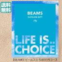 【送料無料】 BEAMS ビームス カタログギフト スカイ Sky 5800円 ハーモニック 結婚 引き出物 内祝 お返し お祝い 出産内祝 出産お祝い…