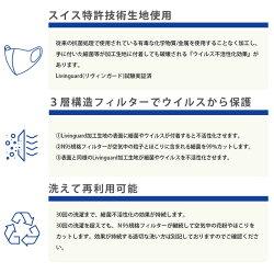 リビングガードアンチウイルスマスク(バルブ無し)