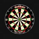 ダーツ ボード WINMAU BLADE 5 DUALCORE with Rota-Lock (ダーツボード ウィンモー ブレード5 デュアルコア)