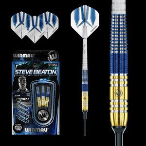 ダーツ バレル Winmau Steve Beaton 90% Tungsten soft (ウィンモー スティーブ・ビートンモデル)