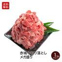 肉 国産牛 牛肉ギフト 赤城牛切り落としメガ盛り1kg(200g×5パック)【特別価格】【送料無料】【冷凍】【真空パック…