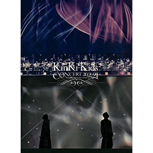 新品/予約 KinKi Kids CONCERT 20.2.21 -Everything happens for a reason- キンキキッズ Blu-ray初回盤 特典終了しました