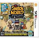【新品/初回封入付き】スナックワールド トレジャラーズ 3DS