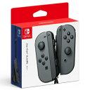 【新品/f】Joy-Con (L) / (R) グレー Nintendo Switch ニンテンドースイッチ