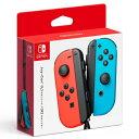 【新品】Joy-Con (L) ネオンレッド/ (R) ネオンブルー Nintendo Switch