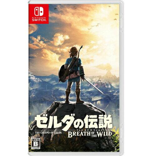 【新品】ゼルダの伝説 ブレス オブ ザ ワイルド Nintendo Switch ニンテンドースイッチ