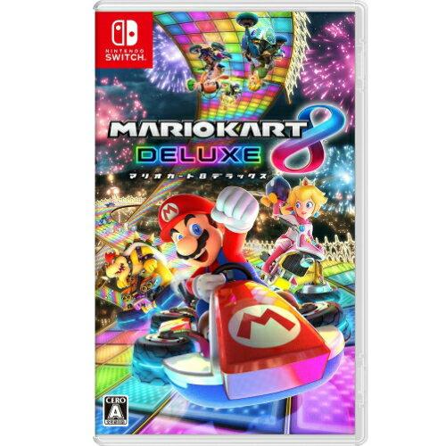 新品/送料無料 マリオカート8 デラックス Nintendo Switch 任天堂ソフト ニンテンドースイッチ