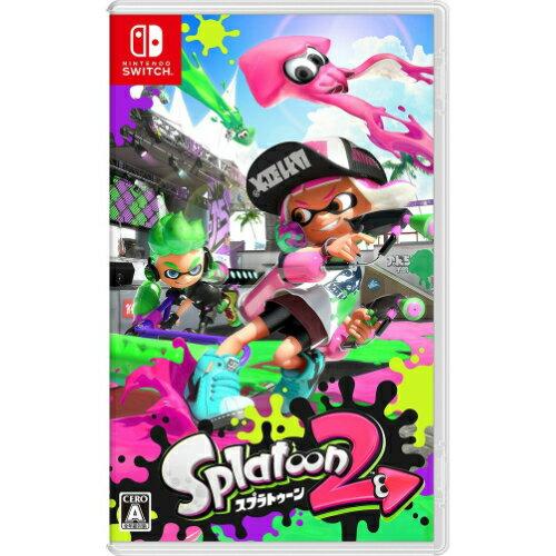 Splatoon 2 スプラトゥーン2 Nintendo Switch 任天堂ソフト ニンテンドースイッチ