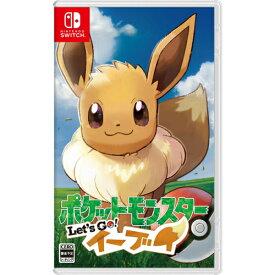 新品/送料無料 ポケットモンスター Let's Go! イーブイ Nintendo Switch 任天堂ソフト ニンテンドースイッチ