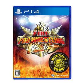 新品/送料無料 ファイヤープロレスリング ワールド PlayStation 4 PS4 名鑑は終了しております