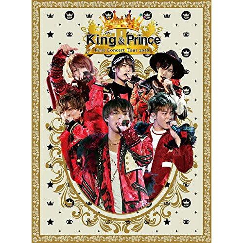 新品/送料無料 King & Prince First Concert Tour 2018 初回限定盤 Blu-ray King & Prince Blu-ray キンプリ