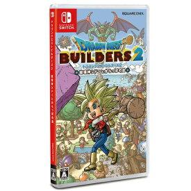 新品/送料無料 ドラゴンクエストビルダーズ2 破壊神シドーとからっぽの島 Nintendo Switch 任天堂ソフト ニンテンドースイッチ