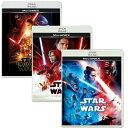 新品/送料無料 スターウォーズ STAR WARS ブルーレイ+DVD+デジタルコピー BOX セット 初回生産限定 全巻 全話 エピソ…