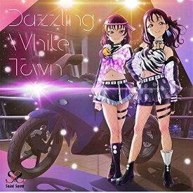 予約【初回生産分】Saint Snow 1stシングル Dazzling White Town (DVD付) CD+DVD 特典最速先行抽選申込券