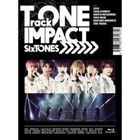 新品/送料無料 TrackONE -IMPACT-(初回盤)(Blu-ray) SixTONES