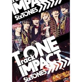 新品/送料無料 TrackONE -IMPACT-(通常盤)(Blu-ray) SixTONES