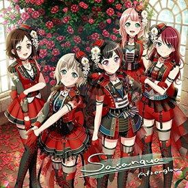 新品/送料無料 Sasanqua Afterglow CD バンドリ ガルパ