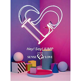 予約 Hey! Say! JUMP LIVE TOUR SENSE or LOVE (初回限定盤Blu-ray) Hey! Say! JUMP