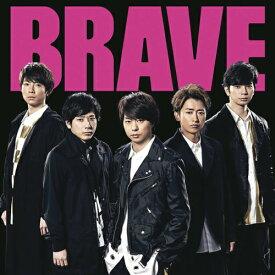在庫品 BRAVE 初回限定盤 CD+DVD 嵐 日本テレビ系ラグビー2019 イメージソング