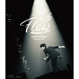 新品/送料無料 TAKUYA KIMURA Live Tour 2020 Go with the Flow (Blu-ray通常盤) 木村拓哉