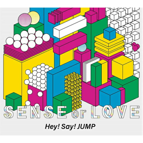 SENSE or LOVE 初回限定盤 Hey! Say! JUMP CD+DVD