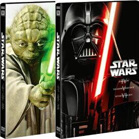 【新品/送料無料】 スターウォーズ STAR WARS DVD BOX セット 初回生産限定 全巻 全話 エピソード1 2 3 4 5 6 【倉庫発送Sキャンセル不可】
