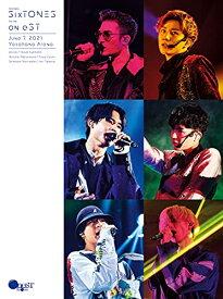 【Blu-ray初回盤】on eST SixTONES ライブコンサート 倉庫S