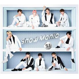 【特典付き】 Snow Mania S1 初回盤A Blu-ray付 CD Snow Man アルバム
