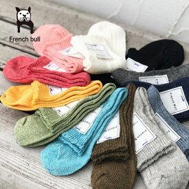 【ネコポス対応】frenchbullフレンチブル/シャインソックス 靴下 113-192