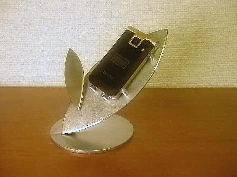 スマホ スタンド ダブルリーフ携帯電話スタンド