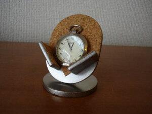 誕生日プレゼントに 懐中時計、ストップウォッチ スタンド ★CK5 懐中時計ボックス