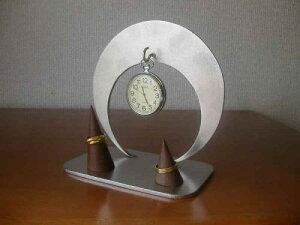 誕生日プレゼントに 懐中時計スタンド 保管 懐中時計ダブルリングスタンド★CK7