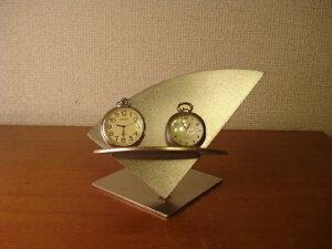 懐中時計 ケース 変な顔懐中時計ディスプレイ台 CK52
