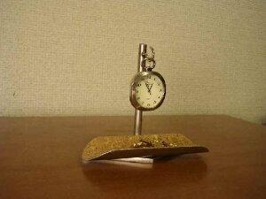 懐中時計 スタンド ロングトレイ付き三角台座懐中時計スタンド CK56