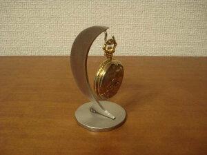 時計スタンド 送料無料デザインステンレス懐中時計スタンド DKS453