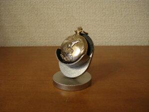 懐中時計スタンド 誕生日プレゼントに ブラック懐中時計スタンド RAK56
