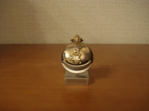 懐中時計 ブラックデザインデスク懐中時計ケーススタンド RAK554