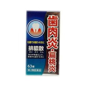 【第2類医薬品】排膿散エキス錠J 63錠 5個 ジェーピーエス製薬