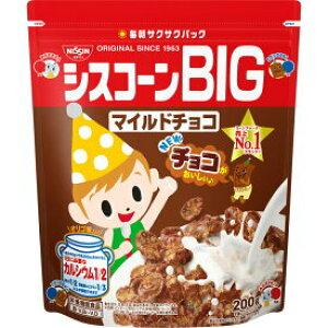 【6個セット】シスコーンBIGマイルドチョコ【同梱不可】
