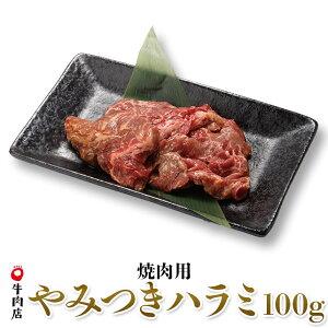 やみつきハラミ 焼き肉用 100g ハラミ はらみ 焼肉
