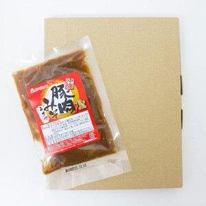 【箱入り】沖縄豚肉みそうま辛(100gパック)[ゴルフコンペ景品][イベント景品][イベント参加賞][RCP][沖縄][豚肉みそ][豚みそ][肉みそ][島唐辛子][うま辛][ご飯のお供][おかず][野菜スティック][