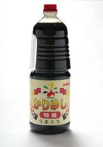 かりゆし醤油1.8L[RCP][赤マルソウ][しょうゆ][こいくち][甘め][甘口][沖縄][本醸造][刺身]
