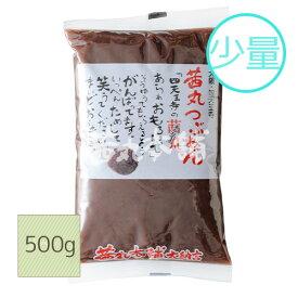 茜丸 あんこ 粒あん 糖度52° 500g 使い切りサイズ